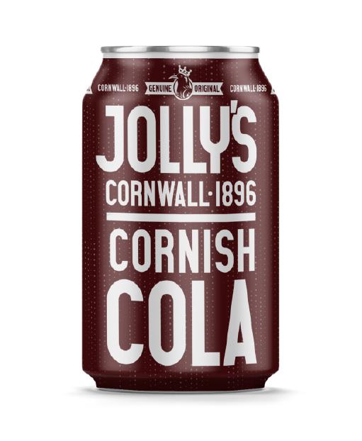 Jolly's Cornish Cola