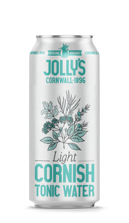 Jolly's Cornish Tonic Water Light