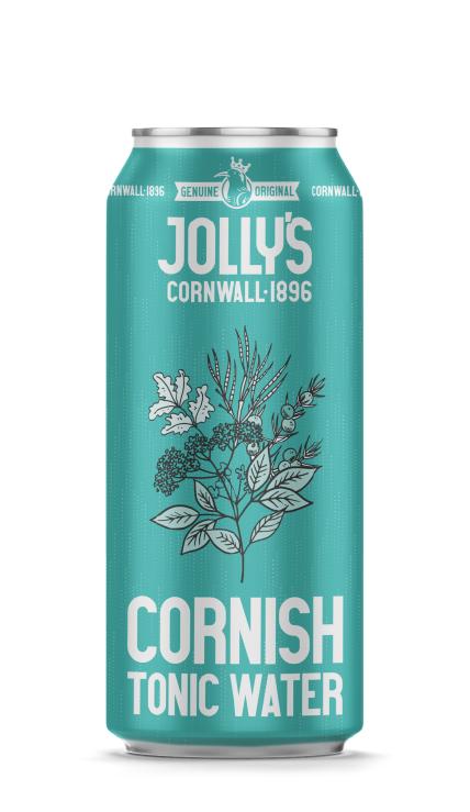 Jolly's Cornish Tonic Water