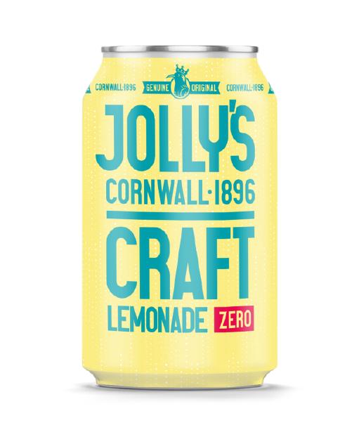 Jolly's Craft Lemonade Zero