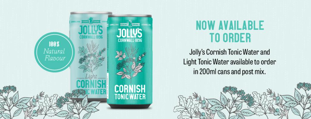 Cornish Tonic Water
