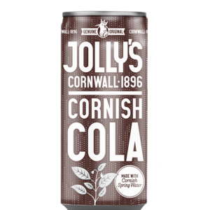 Cornish Cola Jolly's Drinks