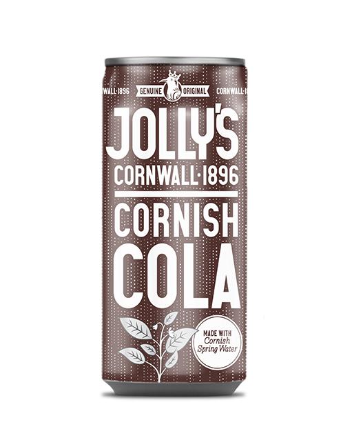Cornish Cola Jolly's Drinks