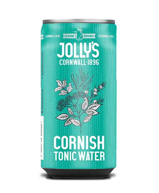 Cornish Tonic Water Jolly's Drinks