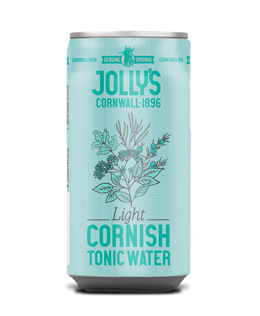 Cornish Tonic Water Light