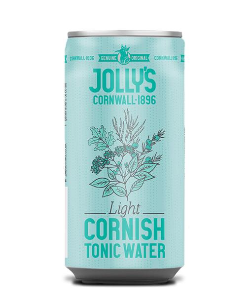 Cornish Tonic Water Light
